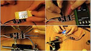 Ремонт <b>регулятора</b> скорости <b>бесколлекторного</b> мотора ESC-30A ...