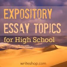 ideas about expository essay topics on pinterest   sample    offer these expository essay topics for high school students  writing prompts include military tactics