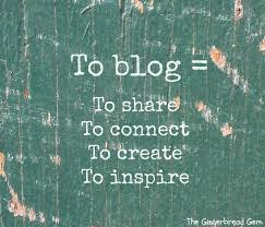 Image result for Images for how blogging changed me