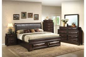 furniture awesome storage king bedroom sets including king bed frame with drawers underneath plans also dark brown leather bedroom furniture