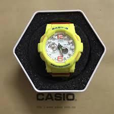 <b>Casio</b> BGA-180 sports Sports and <b>leisure watches waterproof</b> ...