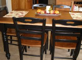 painting kitchen table and chairs black ellie union design painting kitchen chairs black painted furniture ideas