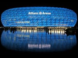 allianz stadium a monaco di baviera