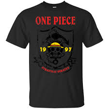 Luffy One Piece - <b>One Piece Meets Bleach</b> Minimalist T Shirt ...