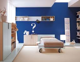 blue bedroom blue room white