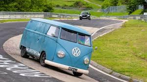 NOT YOUR AVERAGE <b>VW T1</b>! *Porsche Swap* Ring Lap - YouTube