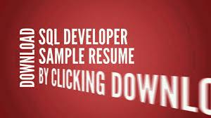 sql developer resume cv writing tips examples sql developer resume cv writing tips examples