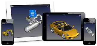 Babel3D: 3D Viewer for iPhone, iPad, Android, View CAD files online