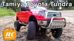 <b>Радиоуправляемый</b> джип <b>Tamiya</b> Toyota Tundra High-Lift 4x4 ...