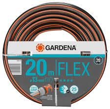 """<b>Шланг GARDENA</b> FLEX <b>1/2</b>"""" 20 метров — купить по выгодной ..."""