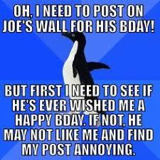 I am Socially Awkward Penguin. on Pinterest | Penguins, Penguin ... via Relatably.com