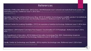 assistive technology what is it what is assistive technology 17 references