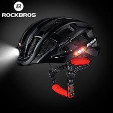 <b>ROCKBROS</b> Light Cycling <b>Helmet</b> Bike <b>Ultralight helmet</b> Intergrally ...