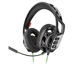 <b>Plantronics RIG 300HX</b> Gaming Headset - Rapid Reviews
