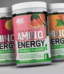 <b>Amino Energy</b> Naturally Flavored | <b>Optimum Nutrition</b>