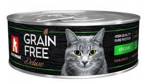 <b>Зоогурман</b> 100г <b>Grain Free консервы</b> для кошек Кролик - Купить ...