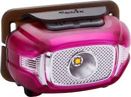 """<b>Фонарь налобный Fenix</b> """"<b>HL15</b>"""", цвет: фиолетовый — купить в ..."""