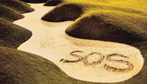 Image result for golf bunker