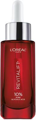 L'Oréal Revitalift Derm Intensives 10% Pure <b>Glycolic Acid Serum</b> ...