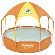 Детский <b>бассейн Bestway Splash</b>-in-<b>Shade Play</b> 56432/56193 ...