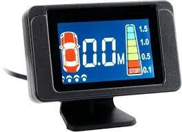 Купить Парковочный радар <b>SHO</b>-<b>ME Y-2612N08</b>, <b>серебристый</b> в ...