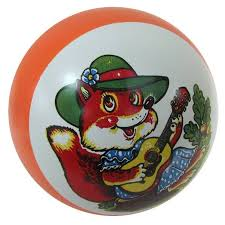 <b>Мяч</b> детский 200 мм рисунок лак С-<b>76/2ЛП</b> купить в интернет ...