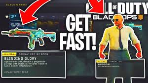 """How To Level Up Tiers """"FAST"""" for BO4 Black Market """"Battle Pass ..."""