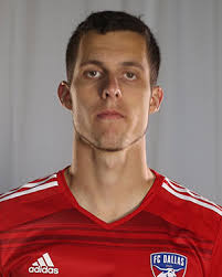 "Matt Hedges. DOB April 1, 1990; Age 23; Place of birth Rochester, New York; POSITION Defender; HEIGHT 6'4""; WEIGHT 190 ... - HedgesMatt_Dallas"