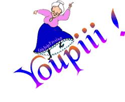 """Résultat de recherche d'images pour """"gif youpi"""""""