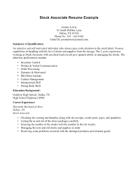 writing a resume for high school students resume formt cover how to make a resume for highschool student qhtypm stock associate