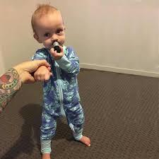 2018 <b>Baby clothes bebes</b> jumpsuit <b>cotton</b> newborn pajamas infants ...