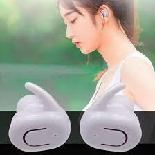 GZDL Bluetooth 5.0 <b>TWS</b> Wireless Earbuds Double Side In Ear ...