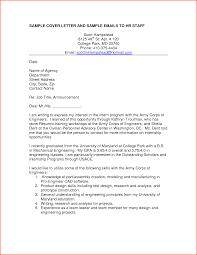 Cover Email Example Resignation Letters  Interpreter Resume Sample     Career Cover Letter