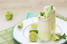 Как приготовить бразильский лимонад. Кулинарный блог