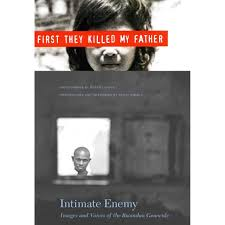 book review using perpetrator and victim testimonies to study genocide first they killed my father and intimate enemy this short essay compares two books one about