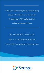 california hospital volunteer leadership conference 10 2015