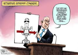 Image result for Netanyahu CARTOON