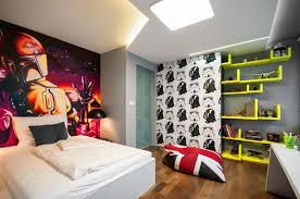 Cool <b>Boys Room Paint Ideas</b> For Colorful And Brilliant Interiors