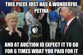 Antiques Roadshow memes | quickmeme via Relatably.com