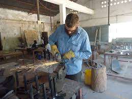 Heavy <b>Metal</b>: Welding, <b>Cutting</b> and Fabricating in Gambia – <b>Aloha</b> ...