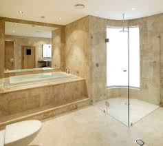 ideas bathroom tile color cream neutral: lovely idea bathroom tile color ideas wall grout cream neutral