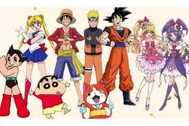 Olympics: <b>Anime</b> characters, including Naruto and <b>Dragon Ball's</b> ...