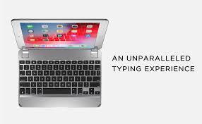 Brydge 9.7 iPad Keyboard, Aluminum Bluetooth ... - Amazon.com