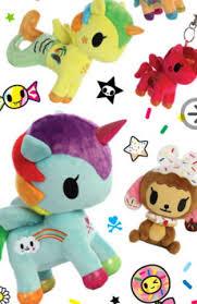<b>Мягкие игрушки Tokidoki</b> , Aurora World