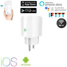 10A/<b>16A EU wifi</b> Smart Plug with Power Monitor, <b>wifi wireless</b> Smart ...