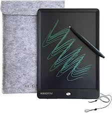 KRIEITIV <b>10 Inch LCD Writing Tablet</b> Electronic Drawing Board ...