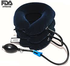 Cervical <b>Neck Traction</b> Device, <b>Inflatable Neck Traction</b>, <b>Neck Brace</b> ...