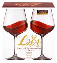 <b>Набор бокалов для вина</b> CRYSTALITE BOHEMIA Lora 600мл ...