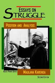 essays on struggle position and analysis these include issues of race class and gender culture and struggle male female relations armed struggle organizing practices nationalism