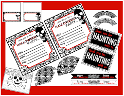 creepy halloween printables catch my party the halloween printables here